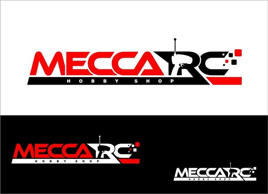 Inscrição nº 78 do Concurso para Design a Logo for Mecca RC