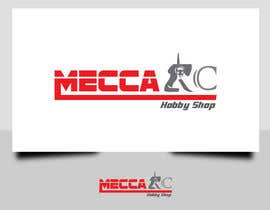 #80 para Design a Logo for Mecca RC por daebby