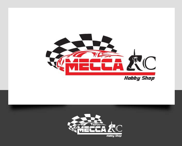 Inscrição nº 86 do Concurso para Design a Logo for Mecca RC