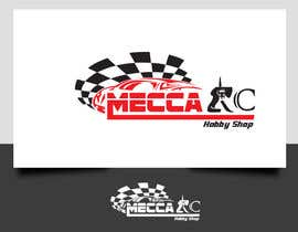 #86 para Design a Logo for Mecca RC por daebby