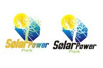 Logo Design for Solar Power Park için Graphic Design1055 No.lu Yarışma Girdisi