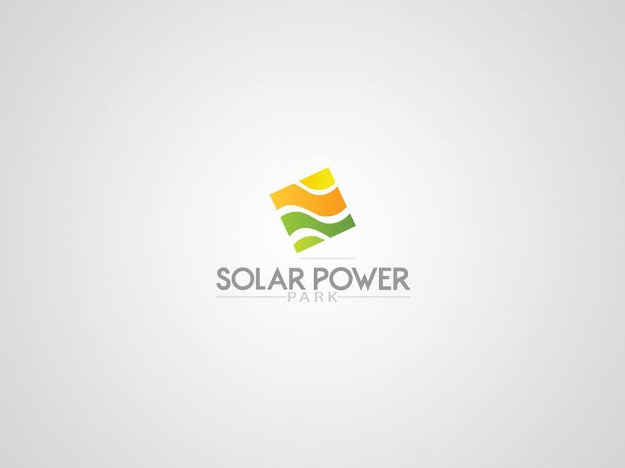 Inscrição nº 913 do Concurso para Logo Design for Solar Power Park