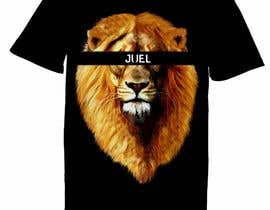 #16 for JUEL Lion T-shirt Design af AbangZ