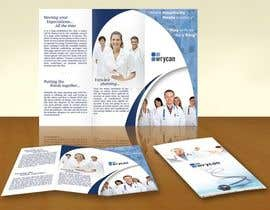#14 untuk Design a Brochure for 3 related businesses oleh usaart