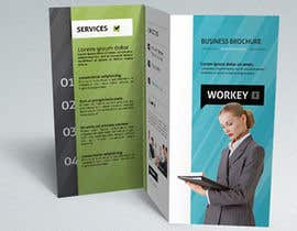 #16 untuk Design a Brochure for 3 related businesses oleh usaart
