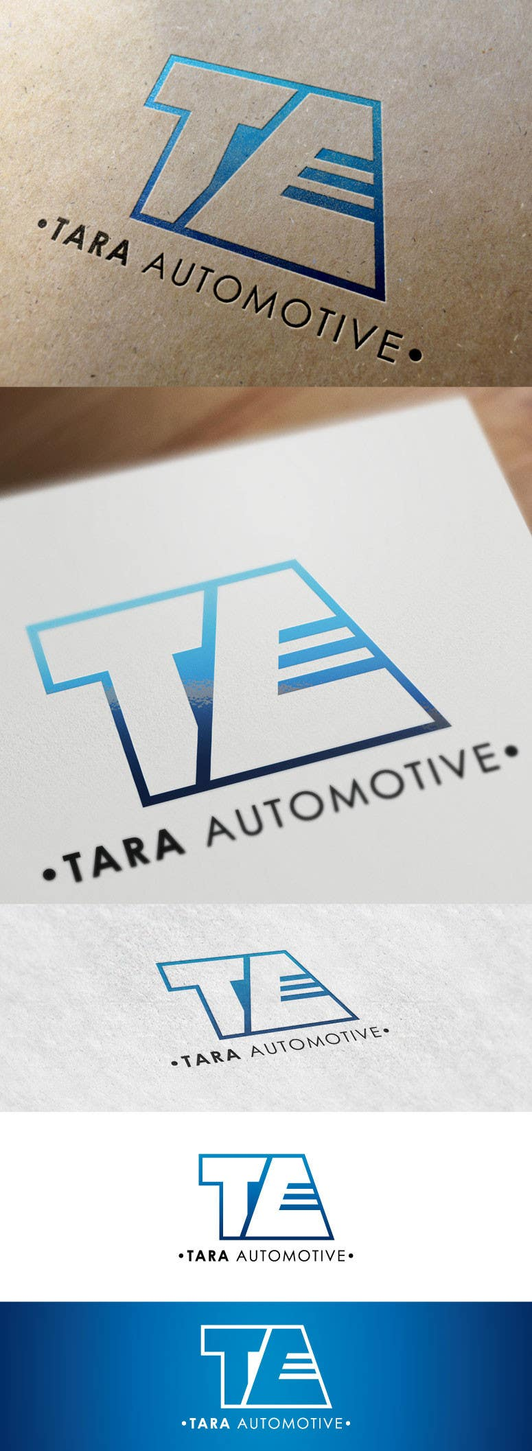#109 for Design a Logo for Tara Automotive by jass191