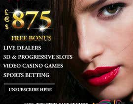 #24 for Design an Advertisement for an Online Casino by designerdesk26