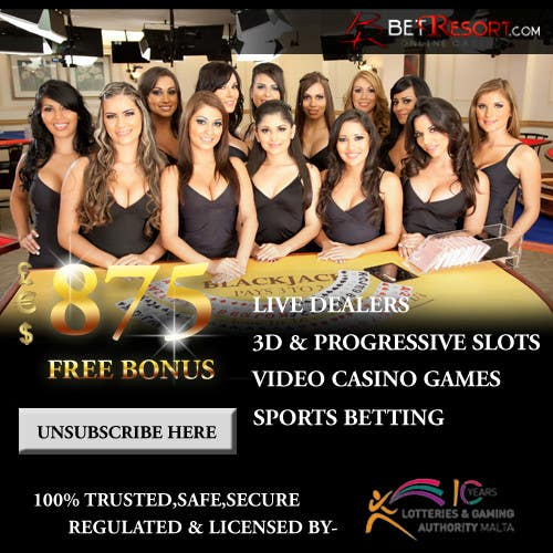Bài tham dự cuộc thi #25 cho Design an Advertisement for an Online Casino