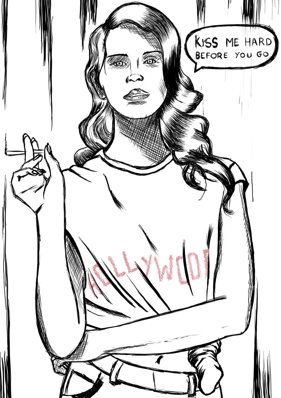 Proposition n°14 du concours Character Pencil Sketches