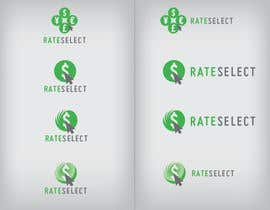#45 para Design a Logo for Rate Select por DavidClarkDesign