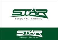Bài tham dự #117 về Graphic Design cho cuộc thi STAR PERSONAL TRAINING logo and branding design