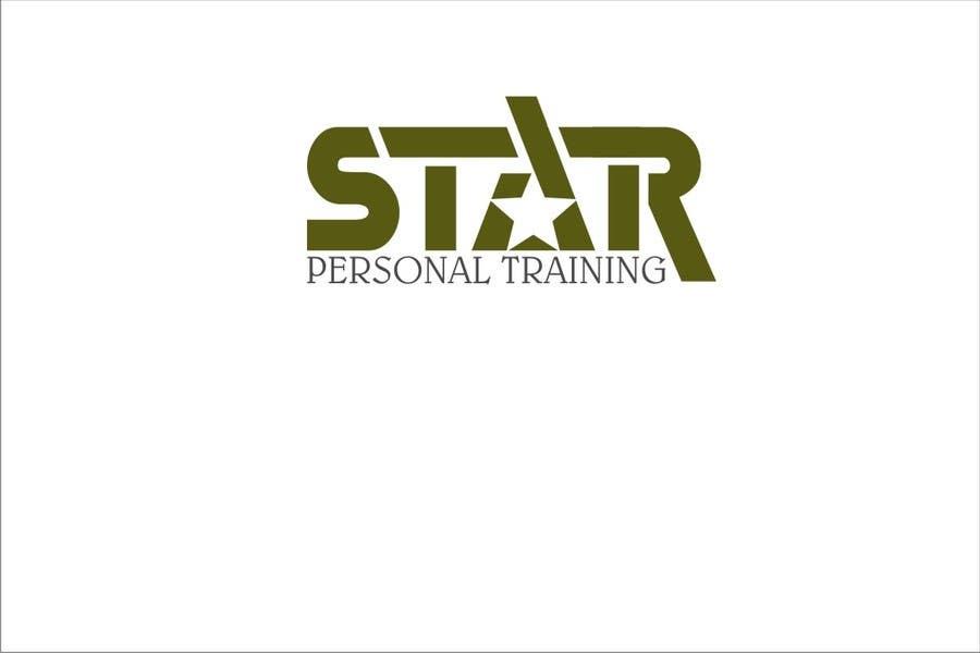 Bài tham dự cuộc thi #248 cho STAR PERSONAL TRAINING logo and branding design
