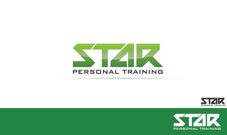 Bài tham dự cuộc thi #114 cho STAR PERSONAL TRAINING logo and branding design