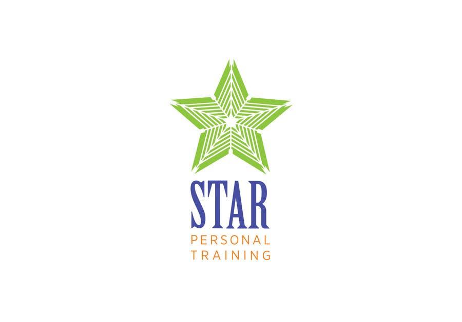 Bài tham dự cuộc thi #218 cho STAR PERSONAL TRAINING logo and branding design