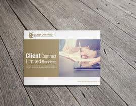 Nro 3 kilpailuun Design a Brochure - Timeshare Legal Contract & Legal Services käyttäjältä stylishwork