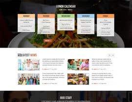 dsquarestudio tarafından Design a Website Mockup için no 57