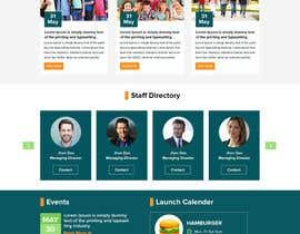 Bkmraj tarafından Design a Website Mockup için no 51