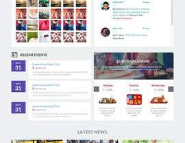 clickinn tarafından Design a Website Mockup için no 31