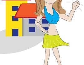 Nro 5 kilpailuun Illustrate a girl x3 käyttäjältä jesuswalk