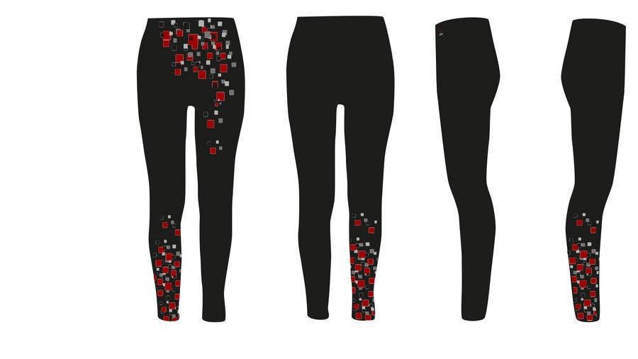 Конкурсная заявка №35 для Дизайн-рисунок для одежды