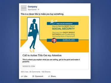 gmorya tarafından Facebook Ad for Social Security Webinar için no 12