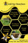 Contest Entry #10 for Advertisement Design for Gold Star Honeybees