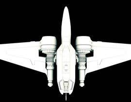 #15 untuk Do some 3D Modelling for Video Game - Space Fighter oleh syncmedia