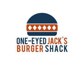 mafaizin99 tarafından Design a Logo for One-Eyed Jack's Burger Shack için no 3