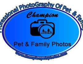 #188 para Design a Logo for a Pet and Family Photography Business por dany300