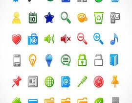 #13 for Design some Icons for my website! by pappuangel1854