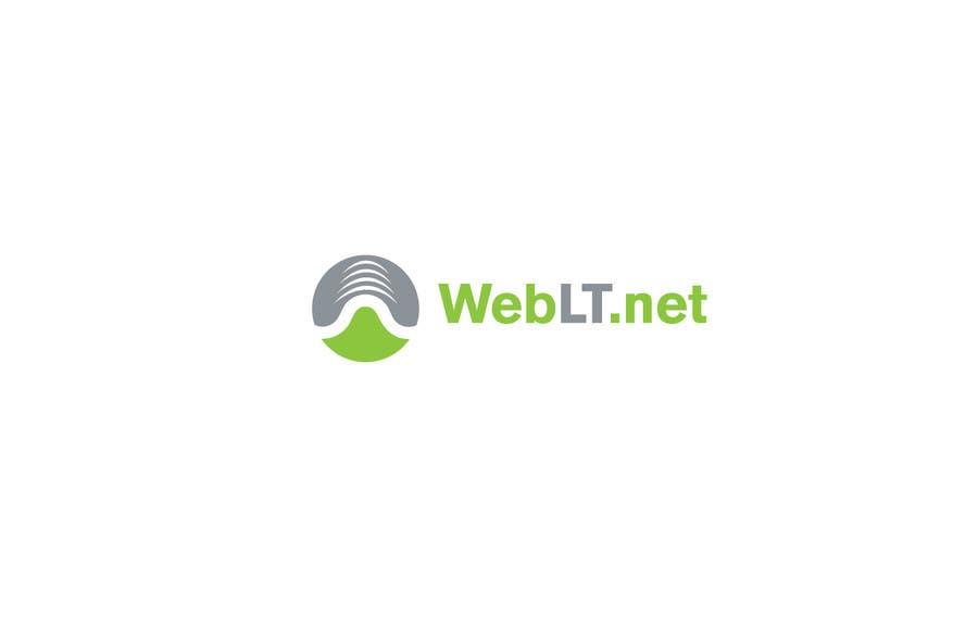 Penyertaan Peraduan #225 untuk Logo for the website WebLT.net
