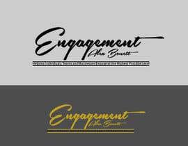 """Nro 11 kilpailuun Logo for - Alex Bonett - Speaker Author Mentor -(My Big Word is) """"Engagement"""" käyttäjältä alphaalyshah"""
