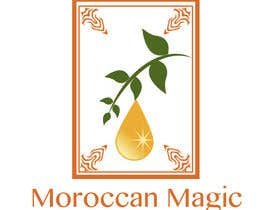#48 for Design a Logo for a Beauty Product - Moroccan Magic af Pegaze