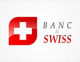 #169 for Logo Design for Banc de Swiss by dobridobrev