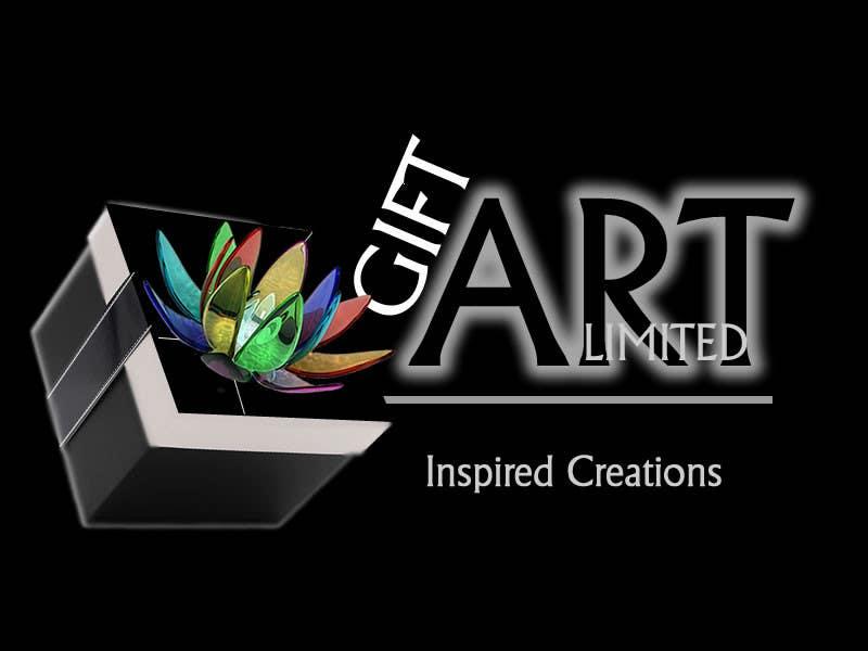 Design a Logo for Gift Art Limited için 14 numaralı Yarışma Girdisi