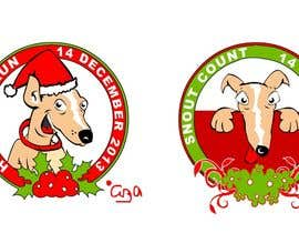 nº 4 pour Design a Logo for two 5K races for Dog Rescue group - repost par VascoIMedia