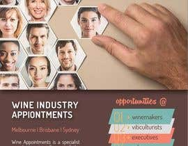 #8 for Design an Advertisement for recruitment into the wine industry by shahriarlancer