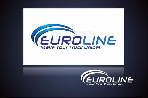 Penyertaan Peraduan #418 untuk Logo Design for EUROLINE