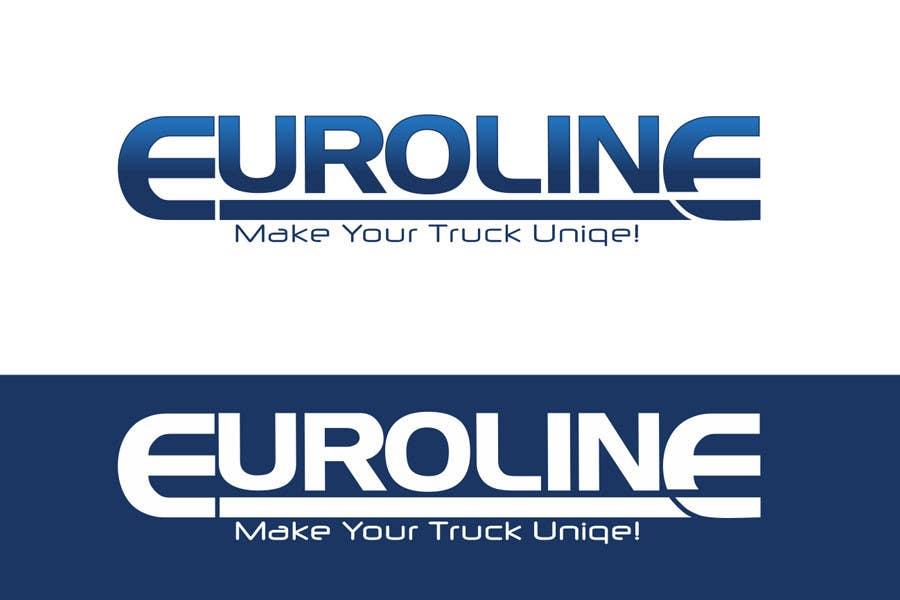Penyertaan Peraduan #581 untuk Logo Design for EUROLINE
