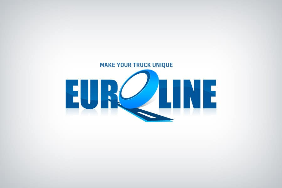 Penyertaan Peraduan #461 untuk Logo Design for EUROLINE