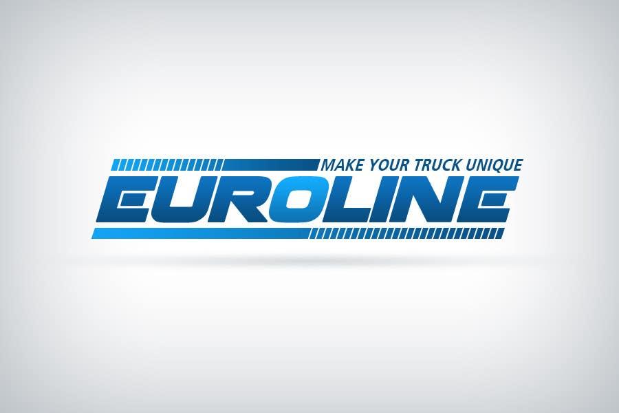 Contest Entry #561 for Logo Design for EUROLINE