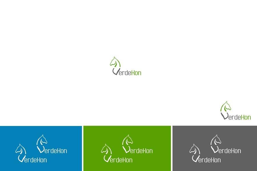 Kilpailutyö #182 kilpailussa Design a Logo and corporate design for VerdeKon