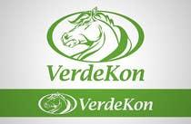 Graphic Design Kilpailutyö #169 kilpailuun Design a Logo and corporate design for VerdeKon