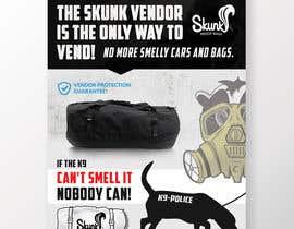 Nro 25 kilpailuun Design 2 smell proof bag flyers käyttäjältä BouncyMind