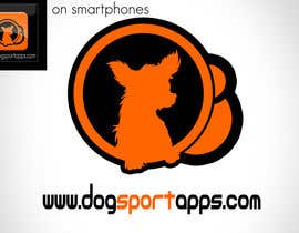 #67 for Logo Design for www.dogsportapps.com by rogeliobello