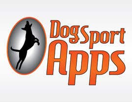 #24 para Logo Design for www.dogsportapps.com por zsipes