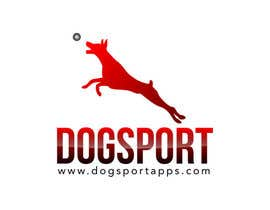 #117 для Logo Design for www.dogsportapps.com от harjeetminhas