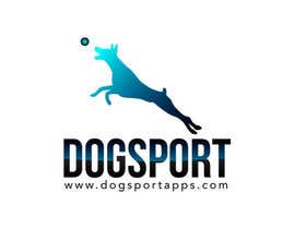 #116 для Logo Design for www.dogsportapps.com от harjeetminhas