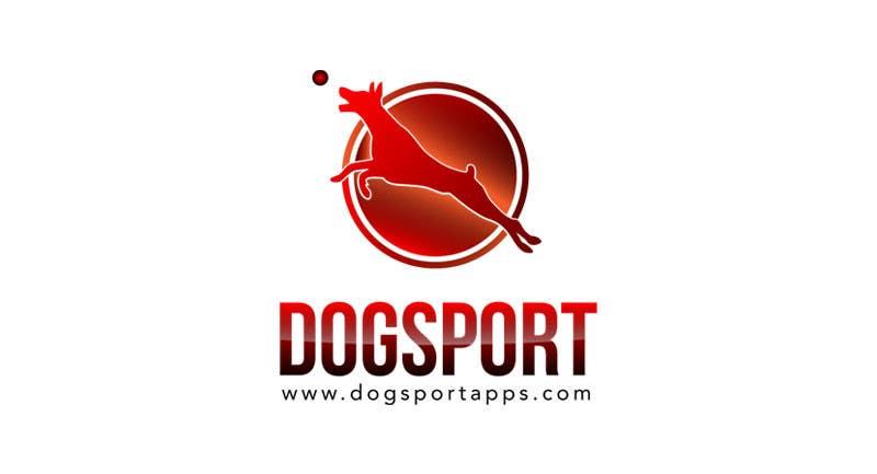 Penyertaan Peraduan #114 untuk Logo Design for www.dogsportapps.com