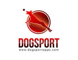 #114 для Logo Design for www.dogsportapps.com от harjeetminhas